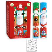 """Christmas Crackers 8"""" 9 Pack"""