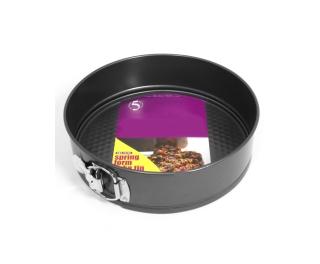 Non Stick Springform Round Cake Tin 24cm