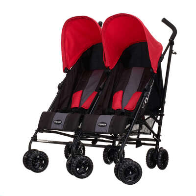 Obaby Twin Stroller