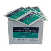 Alcohol Free Moist Saline Cleansing Wipes 100