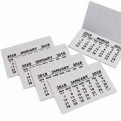 Calendar Tabs 2018 50 Pk