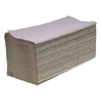 V Fold Natural Paper Towels 1ply 5000