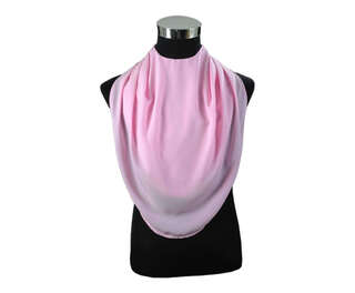 Napkin Bib Waterproof Large Blue
