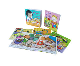 Helping Hands Assorted Card Books 6 Pack
