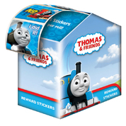 Thomas and Friends Reward Stickers Roll 75