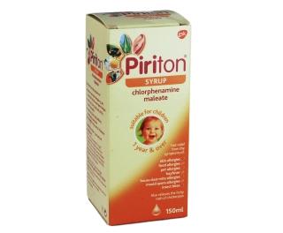 Piriton Syrup 150ml