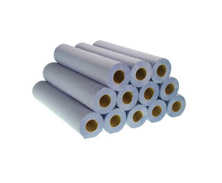 Couch Rolls 2ply 500mm x 40m x 12