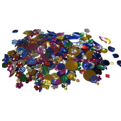 Gompels Assorted Sequin Mix 500g