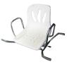 Swivelling Bath Seat In White X 1