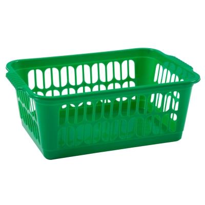 Medium Storage Basket Green