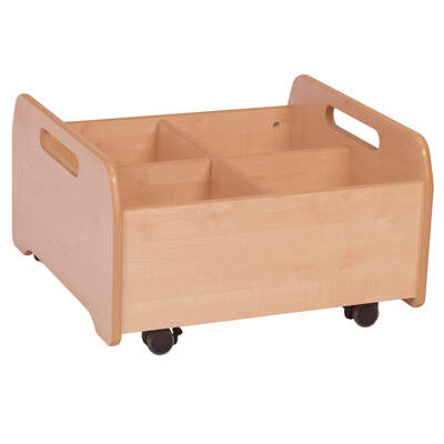 Mobile Kinder Storage Box