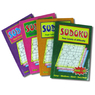 Sudoku Puzzles Assorted 12 Pack