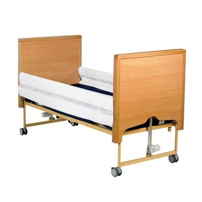 Full Length Mesh Bed Rail Protectors 87cm x 195cm