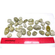 Polished Stones White Small 1kg