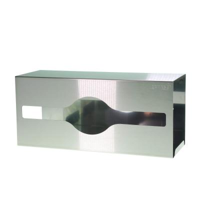 Apron Roll Dispenser Stainless Steel
