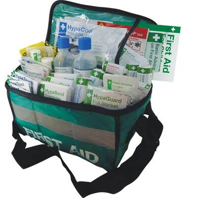 Early Years First Aid Kit Haversack