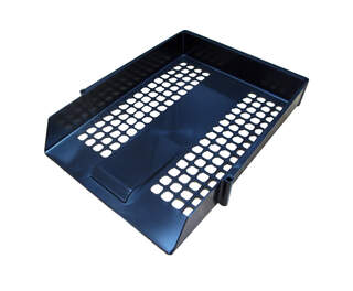 Letter Tray Black