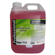 Gompels Chlorhexidine Scrub 2.5 Litre