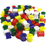 Assorted Colour Cotton Reels 50 Pack