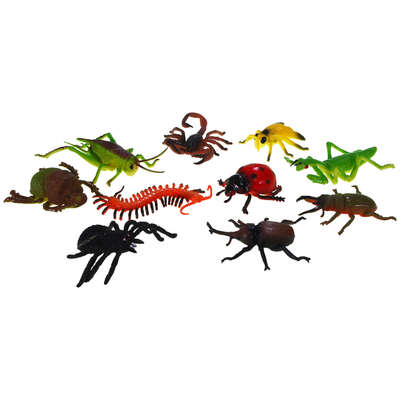 Small World Assorted Packs - Type: Insects