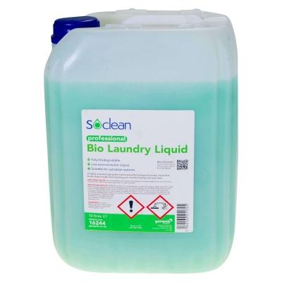 Soclean Bio Laundry Liquid 10 Litre