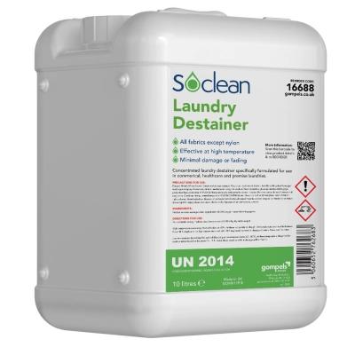 Soclean Laundry Destainer 10l