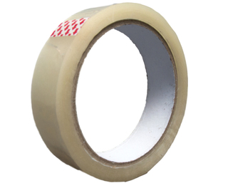 Clear Adhesive Tape 24mm x 66m 6 Pack