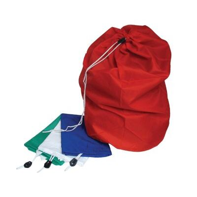 "Laundry Bag 30""x33"" - Colour: Red"