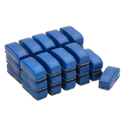 Mini Magnetic Whiteboard Erasers Box 30