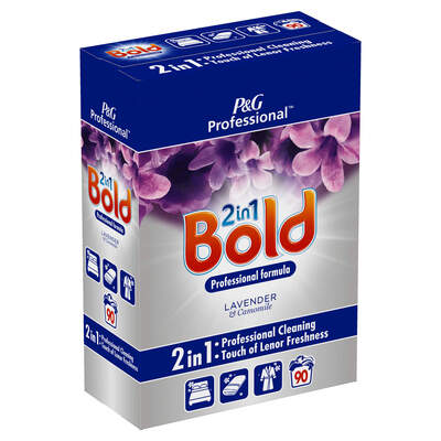 Bold Laundry Powder Lavender and Camomile 90 Wash 5.85kg
