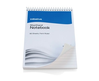 Shorthand Notebook 80lf