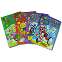 Activity Fun Book Assorted 12 Pack