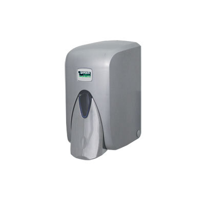 Soap Dispenser in Silver 500ml