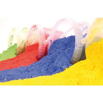 Powder Paint 2.5kg - Colour: Red