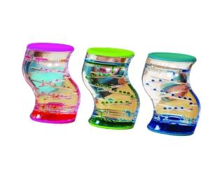 Sensory Dual Colour Liquid Shapes 3 Pack