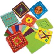 Binca Squares Assorted 50 Pack