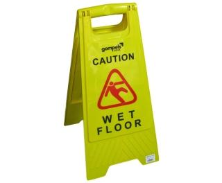 Gompels Wet Floor Sign