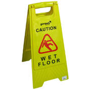Soclean Wet Floor Sign