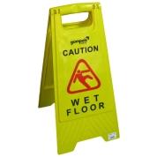 Soclean Wet Floor Sign
