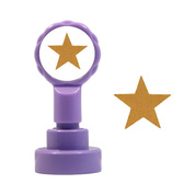 Gold Star Stamp