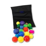 Sensory Ball Assorted 20 Pk