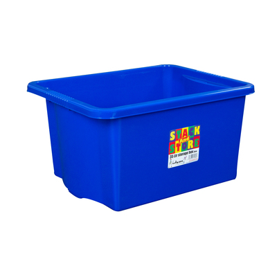 35l Stack N Store Box - Colour: Blue
