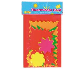 Fluorescent Card Pack