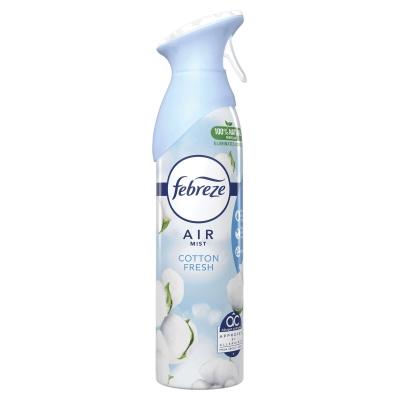 Febreze Air Freshener Cotton Fresh 300mlx6