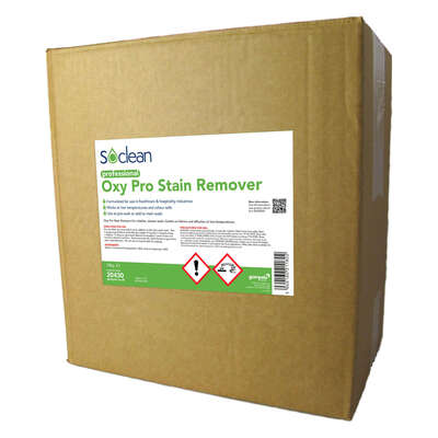 Soclean Oxy Stain Remover 10kg