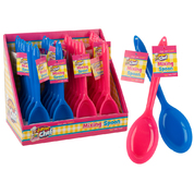 Childrens Plastic Mixing Spoon