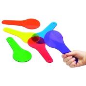 Colour Paddles 6 Pk