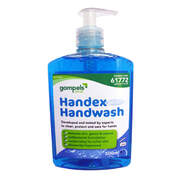 Gompels Handex Antibacterial Handwash 500ml