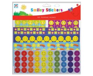 Reward Stickers Smiley 300 Pack