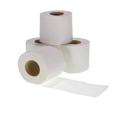 Gompels Toilet Tissue 320 Sheets 2 Ply 36 Rolls